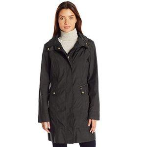 Cole Hann Gunflap Packable Rain Jacket